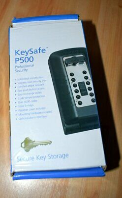 Supra P500 Police Approved KeySafe