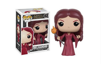 FUNKO-POP! Game of Thrones melisandre New Vinyl Action Figure Toy Doll 42#