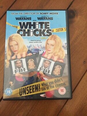 White Chicks DVD (2014) Shawn Wayans cert 15 Incredible Value