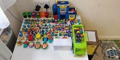 Superzings Series 2,3,4 With Extras