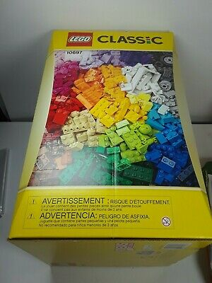 Lego Classic 10697 XXL Large Creative Box - NISB factory sealed 1500 pieces