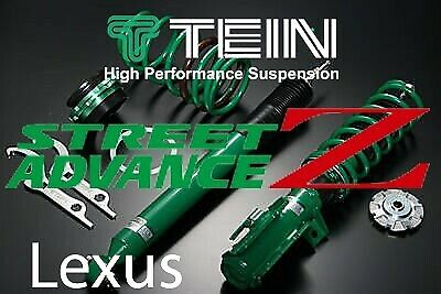 Tein Street Advance Z Coilovers Fits Lexus IS250 GSE20 05-13
