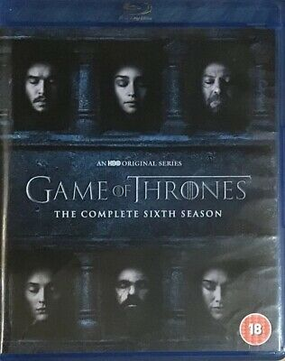 Game of Thrones: The Complete 6th Season (Blu-ray)
