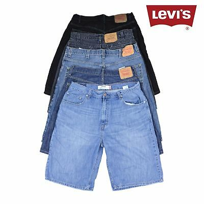 100 Pcs Vintage Levis Shorts Wholesale Random Colours |Random Sizes
