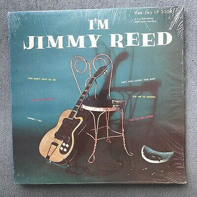 Jimmy Reed - I'm Jimmy Reed - Vee-Jay in shrink