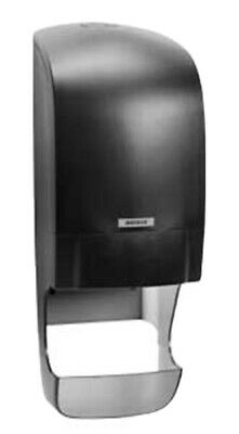 Katrin Inclusive System Toilet Tissue Dispenser With Core Catch 92049 - BLACK
