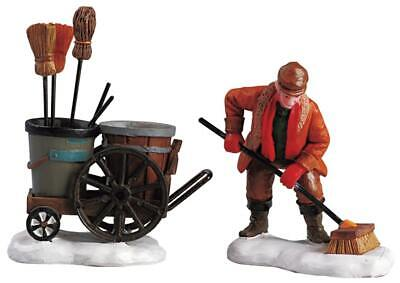 Lemax -  Street Sweeper 2 pieces (52093)