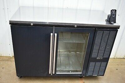 "Perlick Ns52 52"" Narrow Door Back Bar Refrigerator"