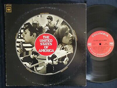 The United States Of America~Orig '68 U.s. Pressing(-1A/-1D)Stamp ~ Vg+