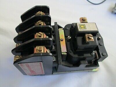 Square D 8903 LO40 Lighting Contactor