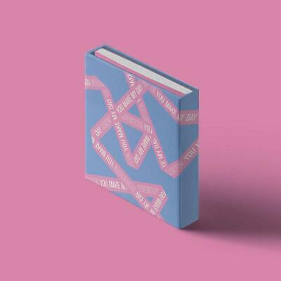 SEVENTEEN - YOU MAKE MY DAY [SET THE SUN ver.] CD+Photobook+Photocards+Free Gift