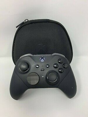 Microsoft Xbox One WIRELESS ELITE CONTROLLER Series 2 w/ Case & Charging Cable