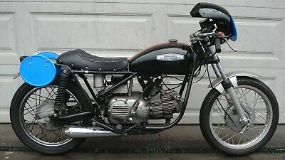 Harley Davidson/ Aermacchi 350 Sprint S.s. Classic Racer- Cafe Racer-Can Freight