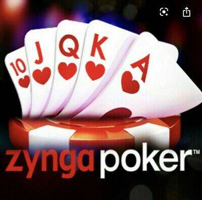 Zynga Poker Chips 75 B
