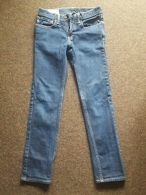 Abercrombie And Fitch Boys Jeans Age 14 Slim Fit/Super Skinny