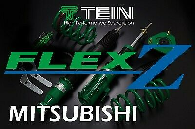 Tein Flex Z Coilovers - Fits Mitsubishi Lancer CY4A