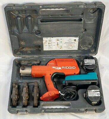 Ridgid Compact 100-B ProPress 14.4V Crimper Crimping Tool *Please Read*