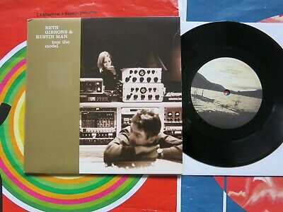 BETH GIBBONS & RUSTIN MAN Tom The Model + Tom The Model LIVE ORIG UK SINGLE 7""
