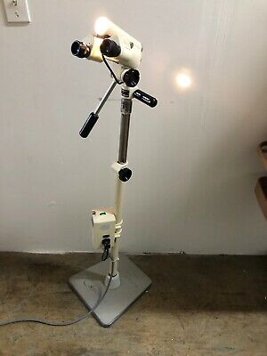 Leisegang Model 1B3H  Colposcope Made In Germany