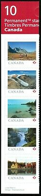 Canada sc#3157ai From Far and Wide 2019, Left or Right Strip frm Booklet Mint-NH