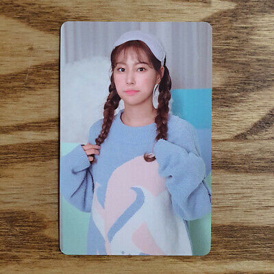 Kang Hyewon Official Photocard IZ*ONE Secret Diary Spring Collection 2020