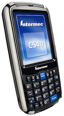 CS40 Intermec Mobile Handheld Computer, 2D Scanner