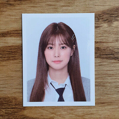 Kang Hyewon Official ID Photocard IZ*ONE Secret Diary Spring Collection 2020