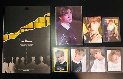 Stray Kids - Yellow Wood (Limited Version) + HYUNJIN Pre-order and Photocard Set