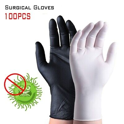 100pcs Universal Cleaning Multifunctional Home Food Medical  Disposable Gloves