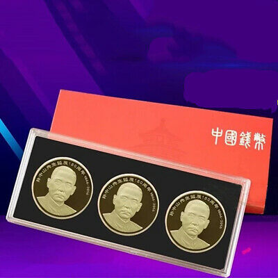 30mm 2Pcs Commemorative Coin Protection Box Storage Display Case 13.5x6cm Boxes