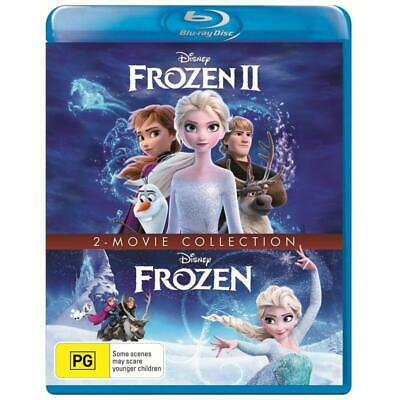 Frozen - 2 Movie Collection (Blu-Ray,2020)