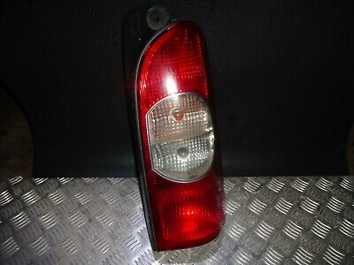 Renault Master Vauxhall Movano Rear Tail Light Right Driver O//S 2010-2019