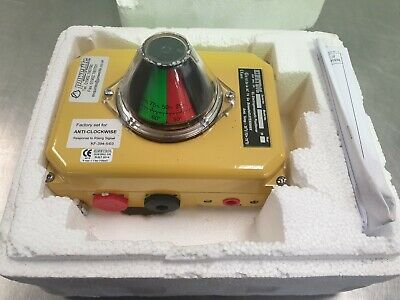 **NEW** Kinetrol 04BEL2000M EX rated Electro-pneumatic Positioner