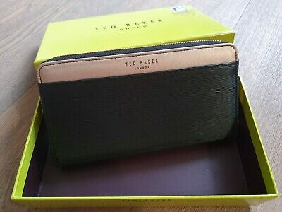 Ted baker purse black
