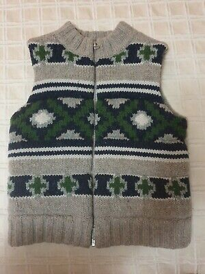 Boys Size 6 Country Road Puffer Vest