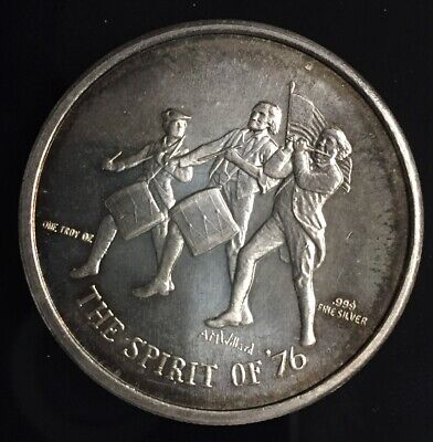 Lewis /& Clark Expedition Bicentennial  ID 5 pc.1 troy oz.999 fine silver rounds