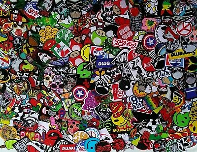 Wholesale Lot Movie Cartoon Cute Anime Superhero  Sew Iron on Embroidered Patch