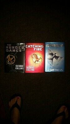 The Hunger Games Trilogy: Suzanne Collins: Complete First Edition Book Set