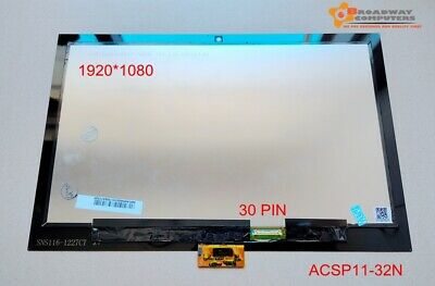 11.6 LCD Touch Screen Assembly for Acer Spin 1 SP111-32N Series