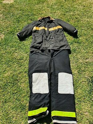 American Firefighting Turnout Gear