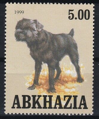 AFFENPINSCHER ** Int'l Dog Postage Stamp Art Collection ** Great Gift Idea **