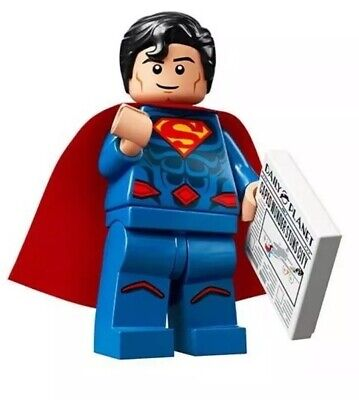 Lego Minifigures DC (71026) - No. 7 Superman - New