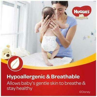HUGGIES Little Snugglers Diapers Size 3, 26 Count