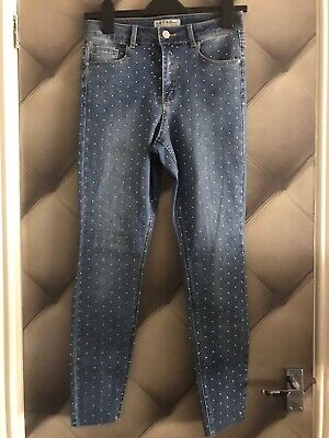 Embellished Daimonte Skinny Jeans 12
