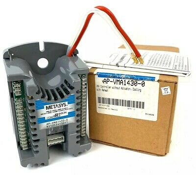 Johnson Controls AP-VMA1430-0 METASYS VAV Controller. New / Open Box