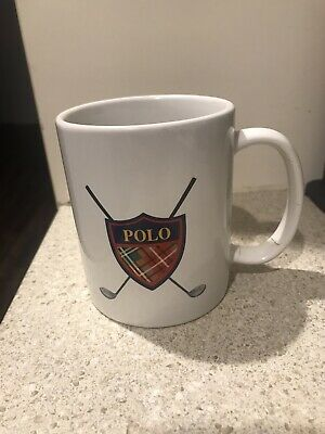 Ralph Lauren Coffee Mug Cup