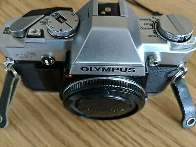 Olympus OMF with Kiron 55mm Lens