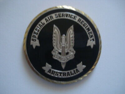 Special Air Services Regiment Coin