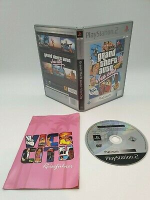 Grand Theft Auto - Vice City | Playstation 2 | PS2 | GTA | getestet