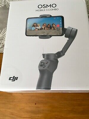 DJI Osmo Mobile 3 Combo Smartphone Gimbal With Tripod And Case / Opened Once